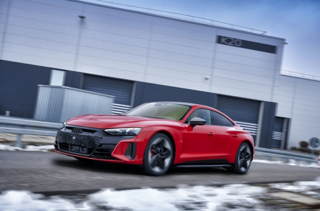 2021 - [Audi] E-Tron GT - Page 7 20210239