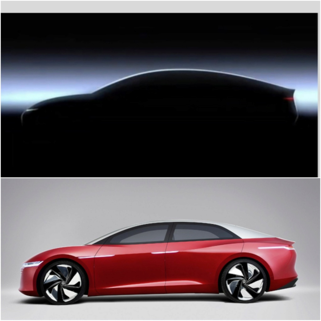 2023 - [Volkswagen] ID.7 20210328