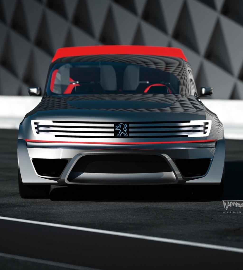 [Présentation] Le design par Peugeot - Page 15 20210357