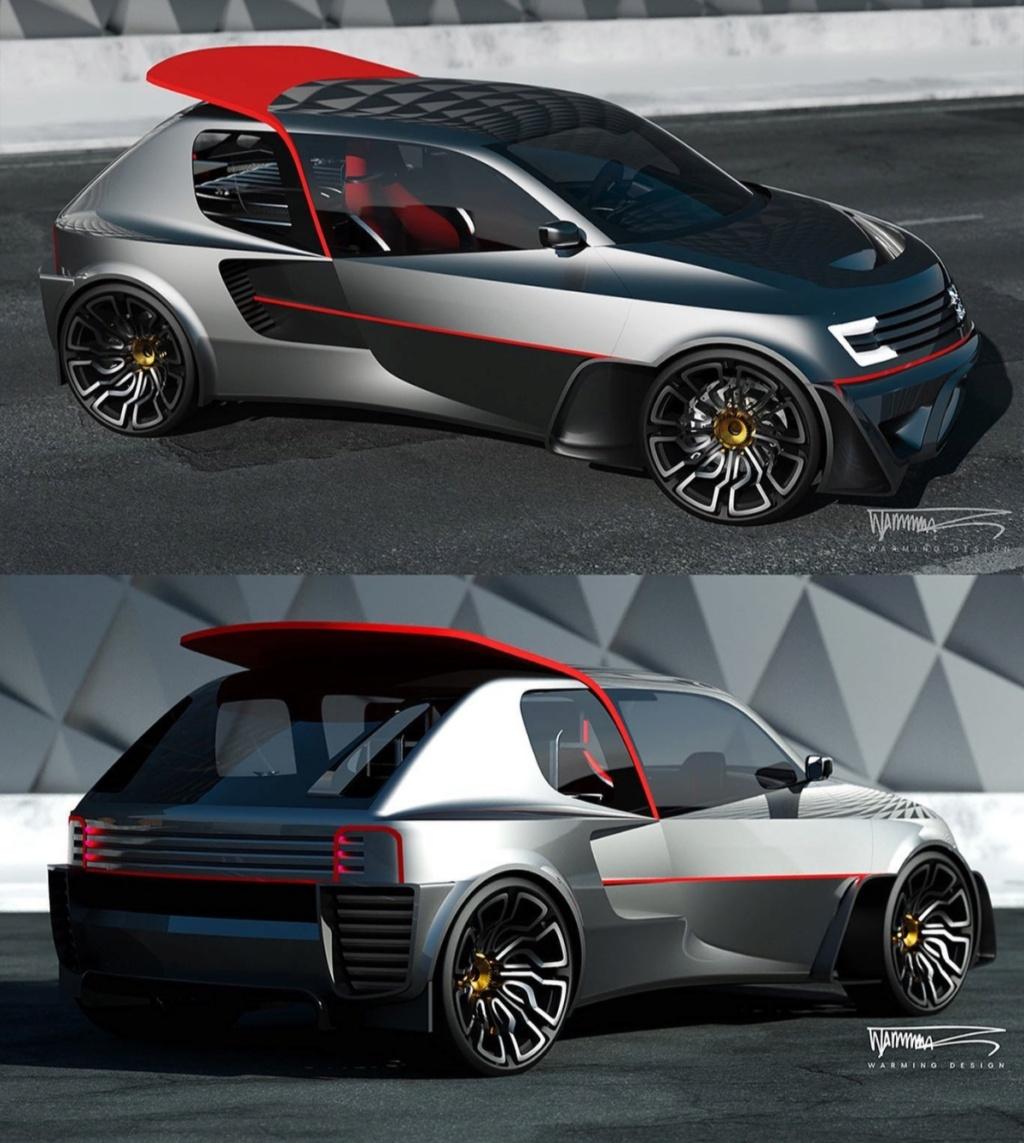 [Présentation] Le design par Peugeot - Page 15 20210358