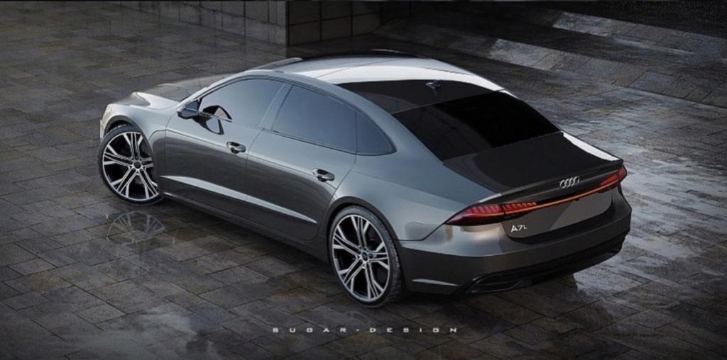 2017 - [Audi] A7 Sportback II - Page 11 20210414