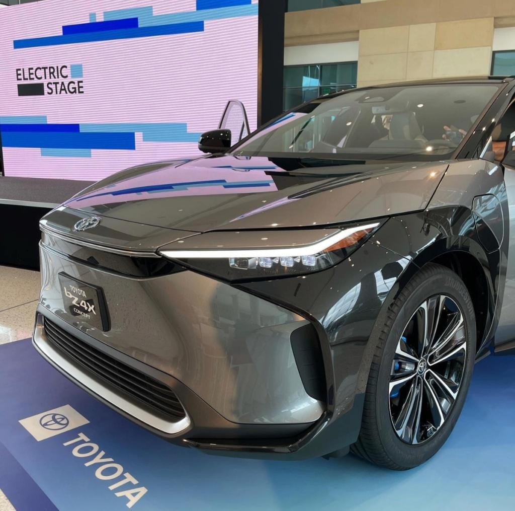 2021 - [Toyota] BZ4X - Page 2 20210637