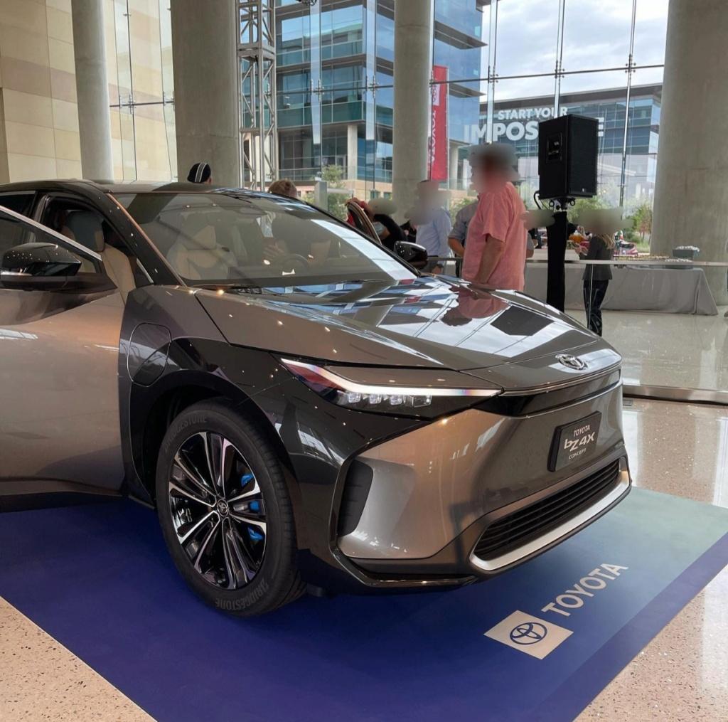 2021 - [Toyota] BZ4X - Page 2 20210638