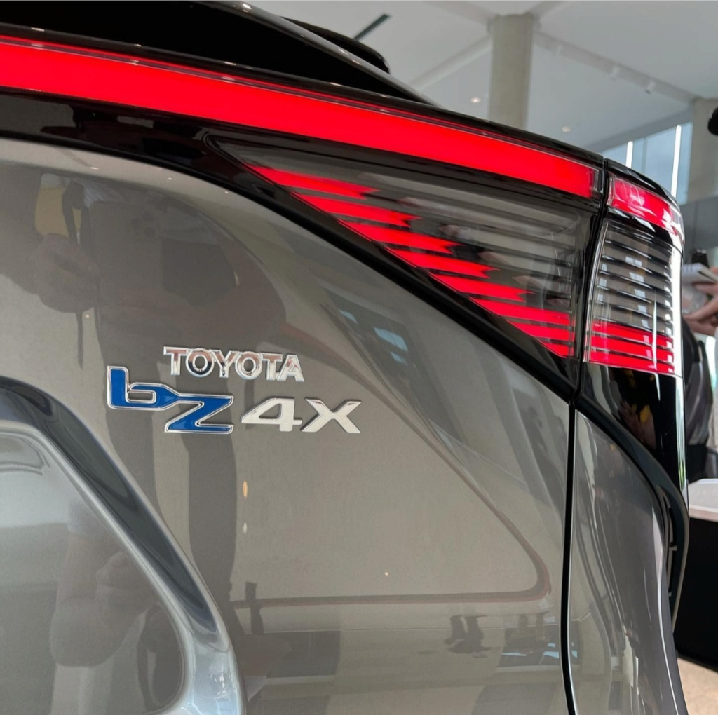 2021 - [Toyota] BZ4X - Page 2 20210639