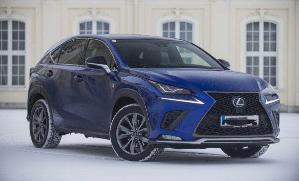2021 - [Lexus] NX II - Page 2 20210702