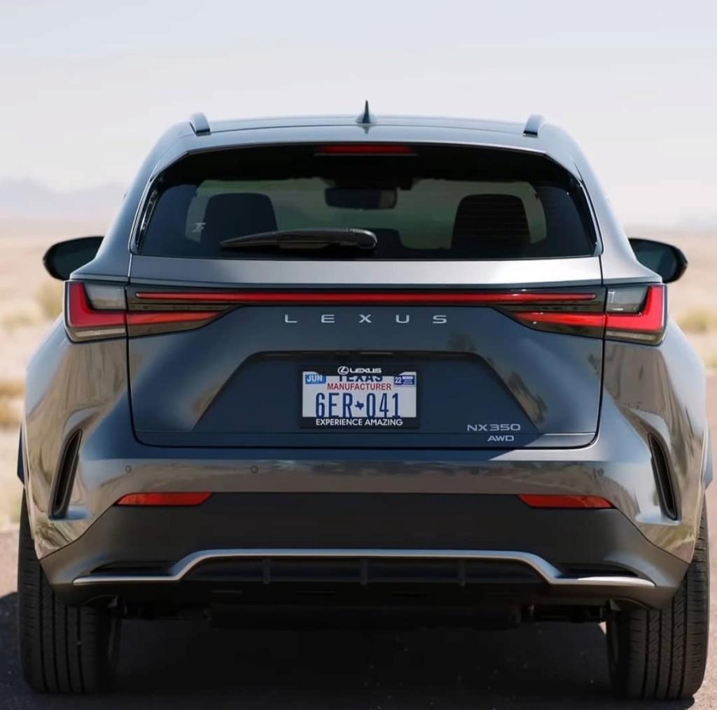 2021 - [Lexus] NX II - Page 2 20210703