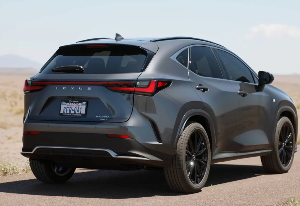 2021 - [Lexus] NX II - Page 2 20210704