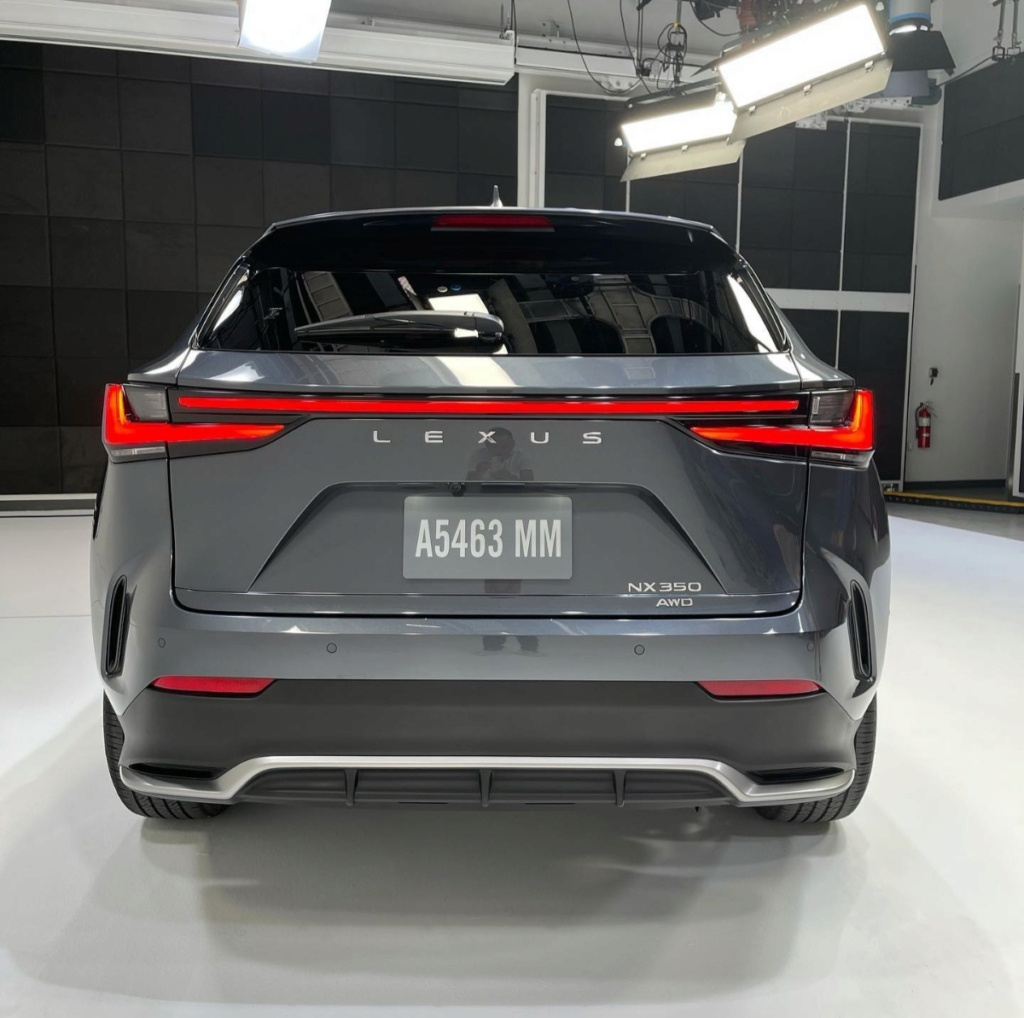 2021 - [Lexus] NX II - Page 3 20210719