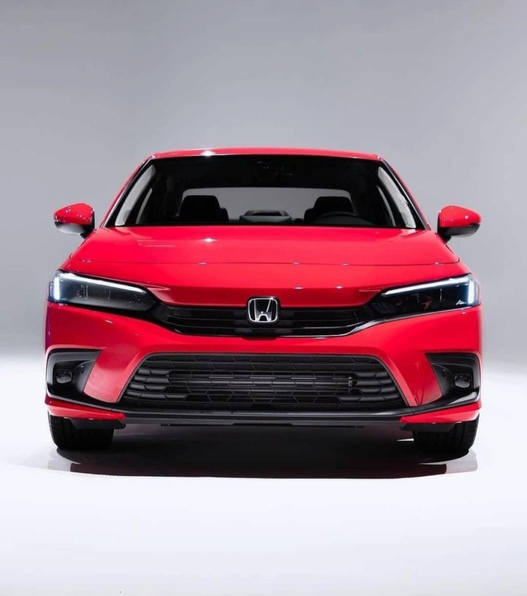 2021 - [Honda] Civic Hatchback  - Page 4 20210762