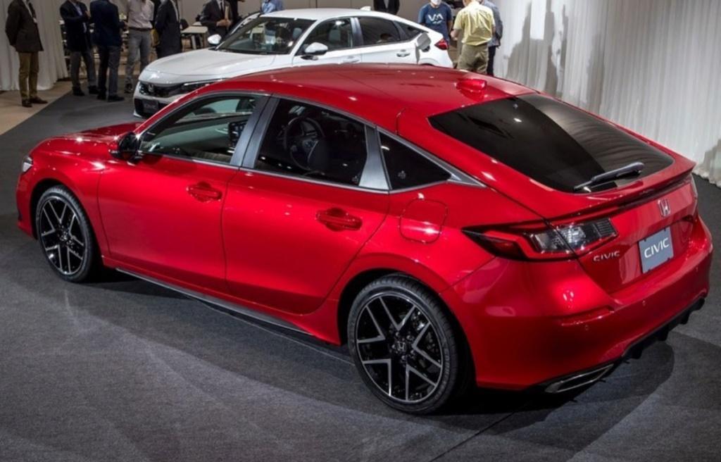2021 - [Honda] Civic Hatchback  - Page 4 20210772