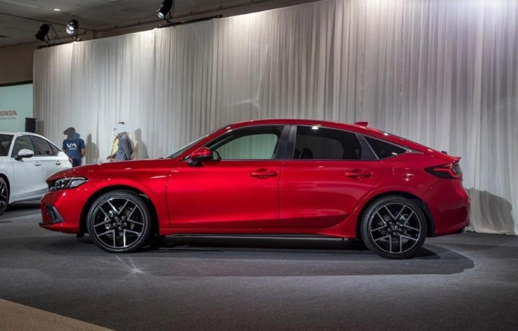 2021 - [Honda] Civic Hatchback  - Page 4 20210773