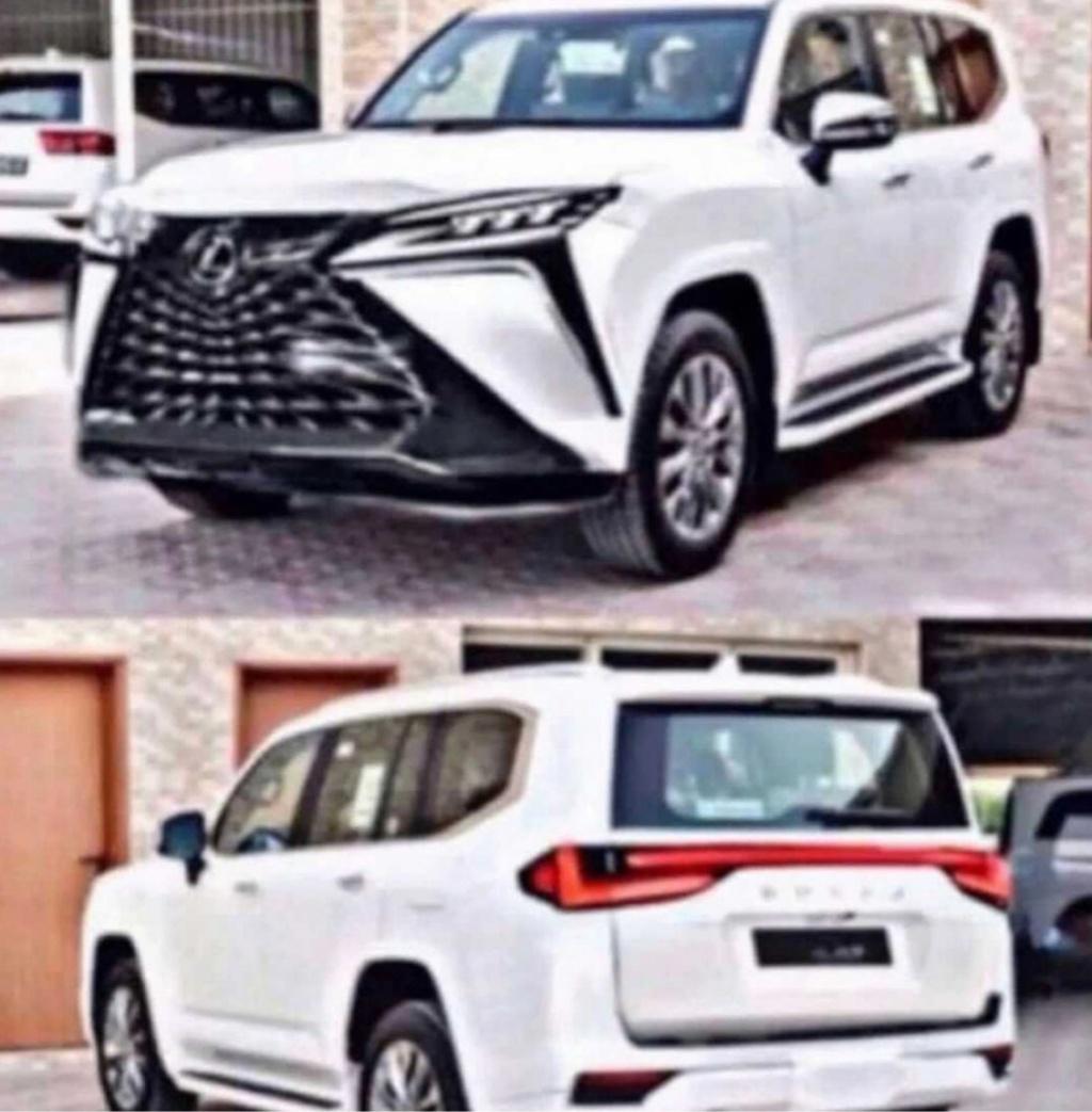 2023 - [Lexus] LX IV 20210964