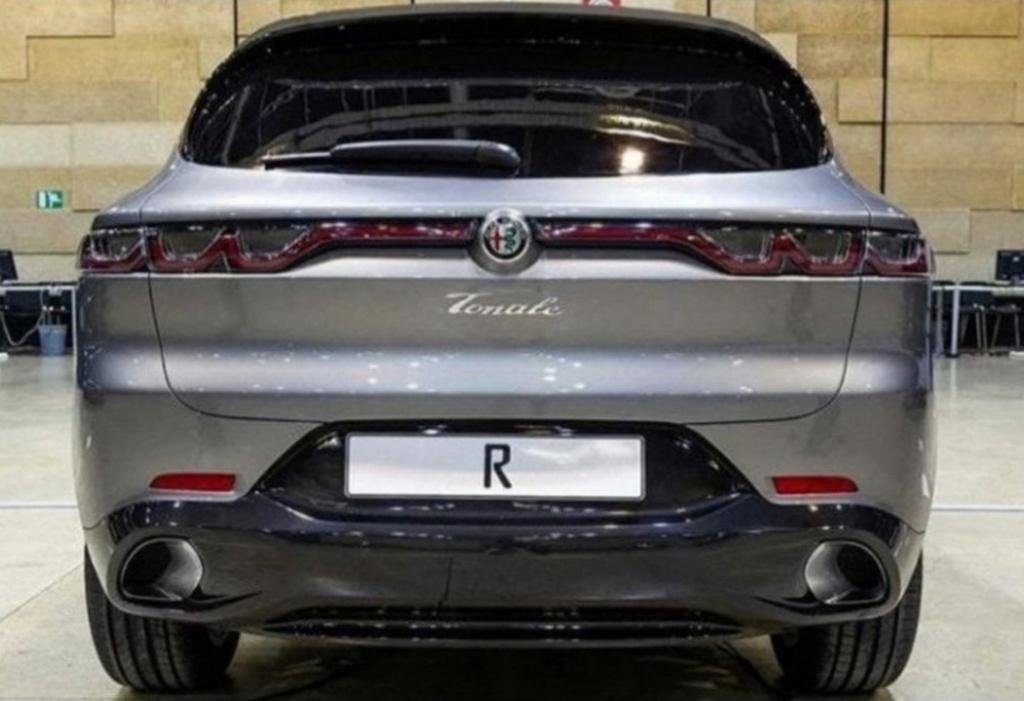2021 - [Alfa Romeo] Tonale - Page 7 20211019