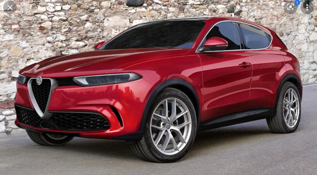 2021 - [Alfa Romeo] Tonale - Page 7 20211026