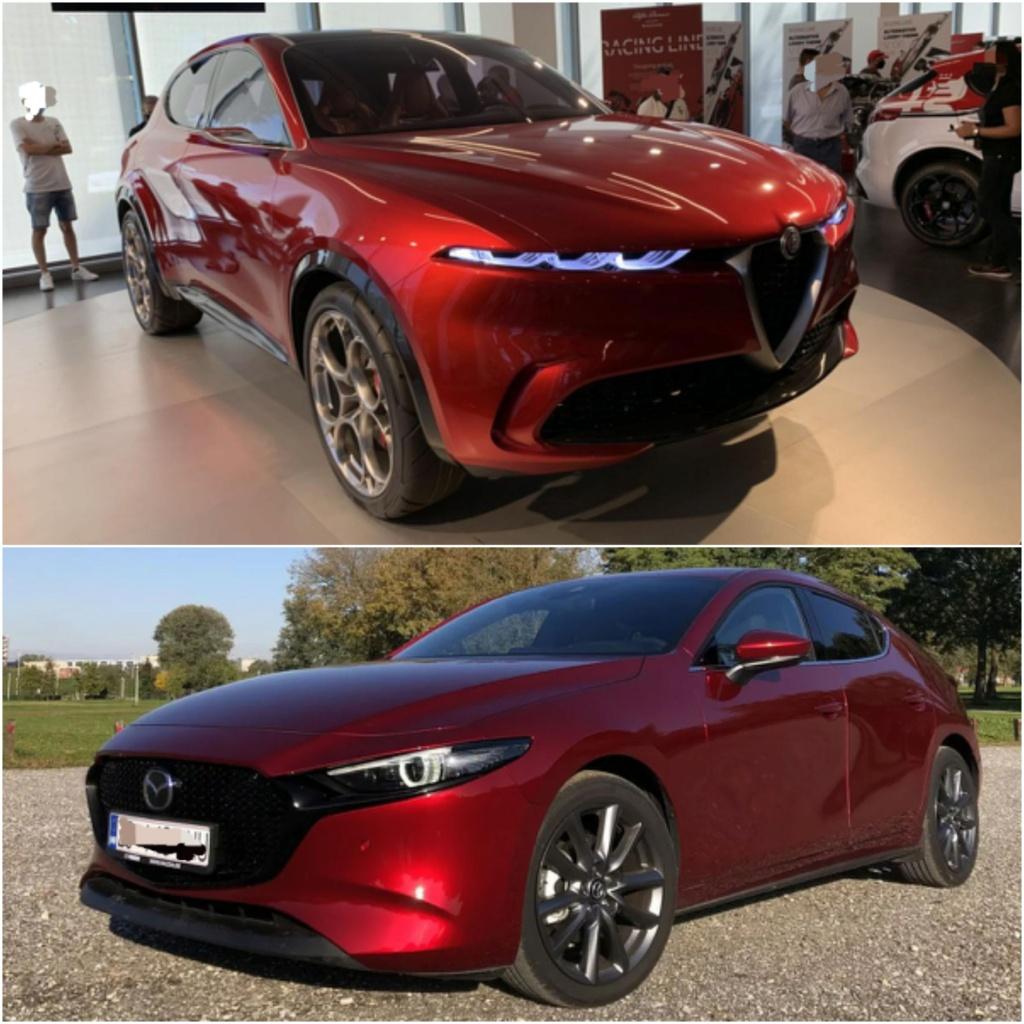 2021 - [Alfa Romeo] Tonale - Page 7 20211027