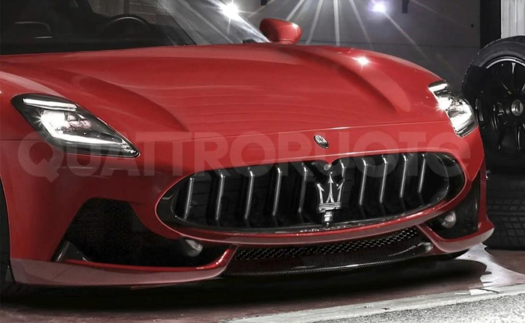 2021 - [Maserati] GranTurismo - Page 2 20211049