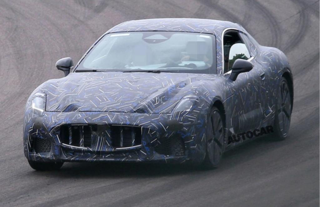 2021 - [Maserati] GranTurismo - Page 2 20211050