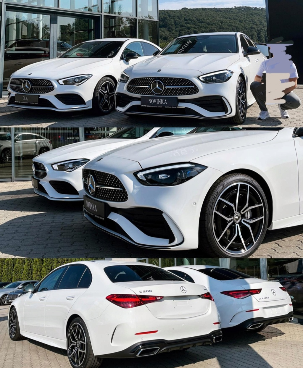 2021 - [Mercedes-Benz] Classe C [W206] - Page 18 20211065