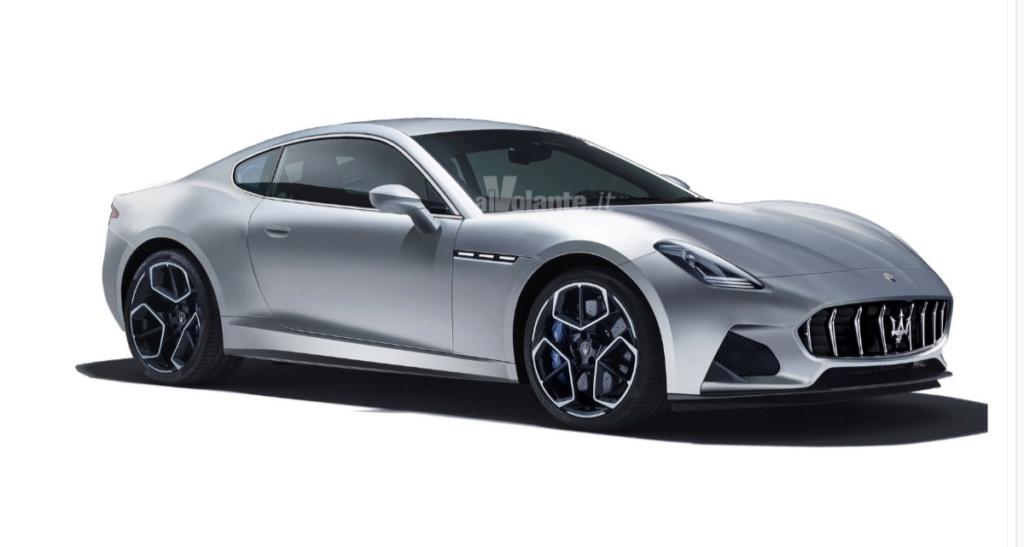 2021 - [Maserati] GranTurismo - Page 2 20211203