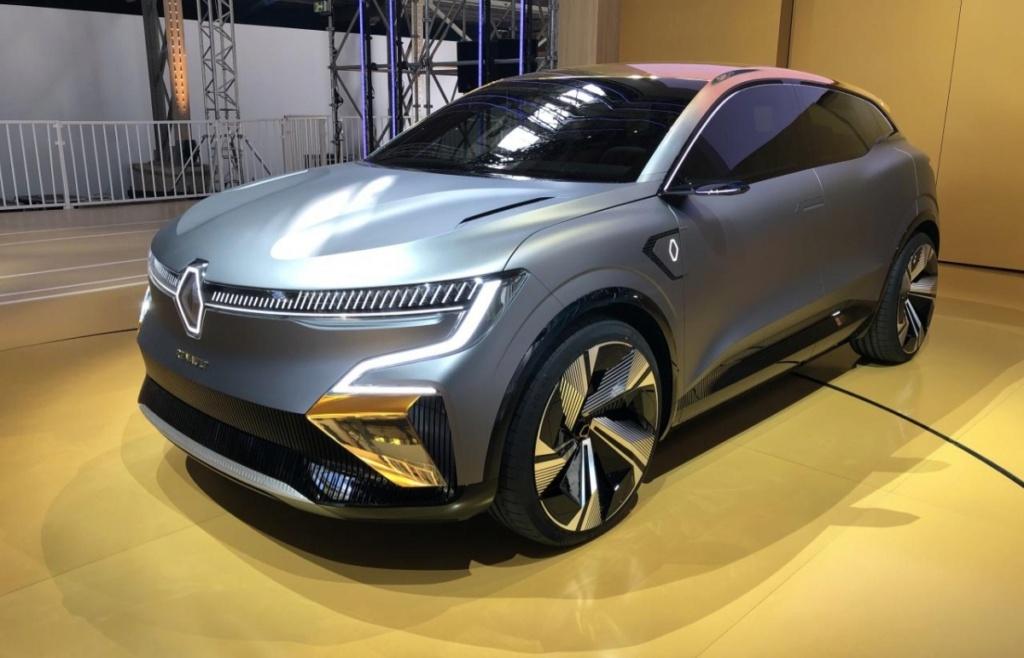 2021 - [Renault] Mégane E-Tech Electric [BCB] 20211252