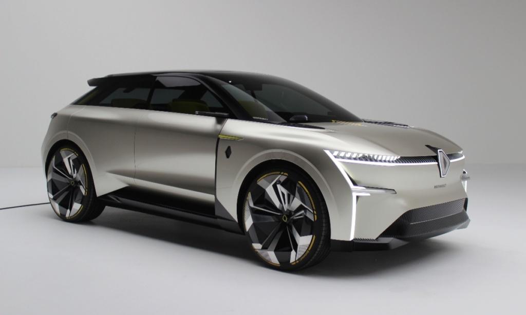 2021 - [Renault] Mégane E-Tech Electric [BCB] 20211253