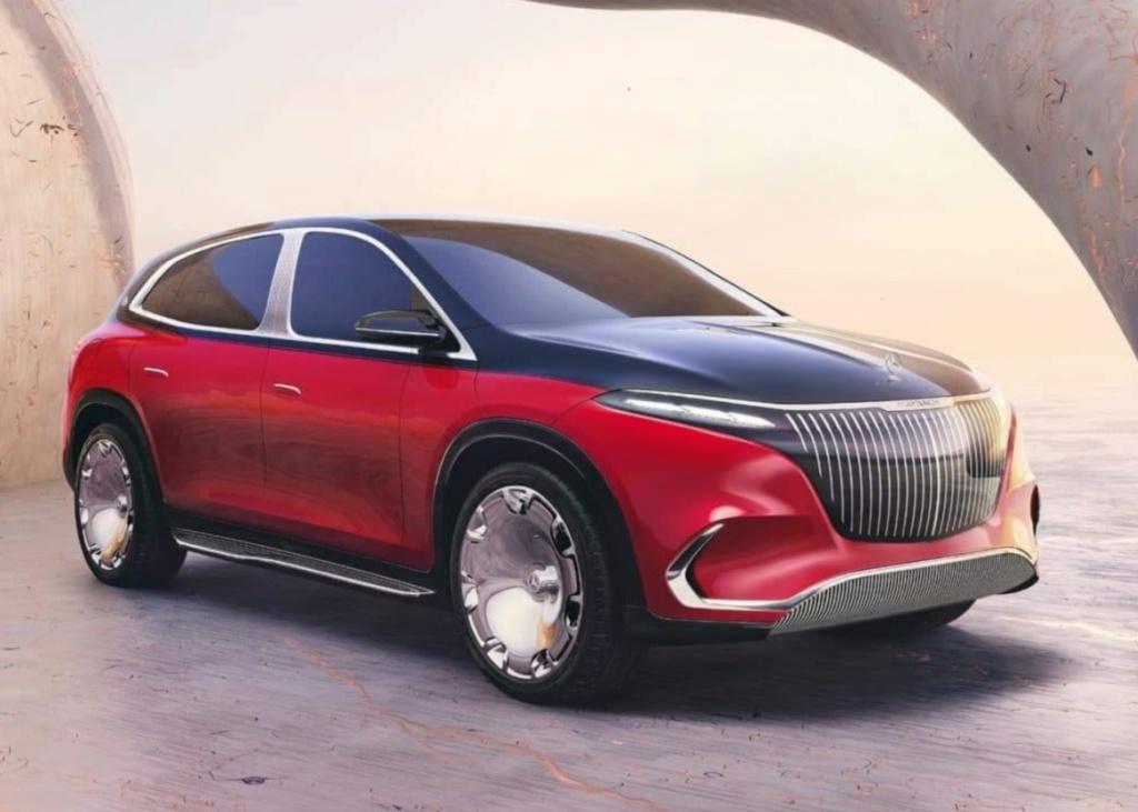 2022 - [Mercedes-Benz] EQS SUV - Page 3 20211277