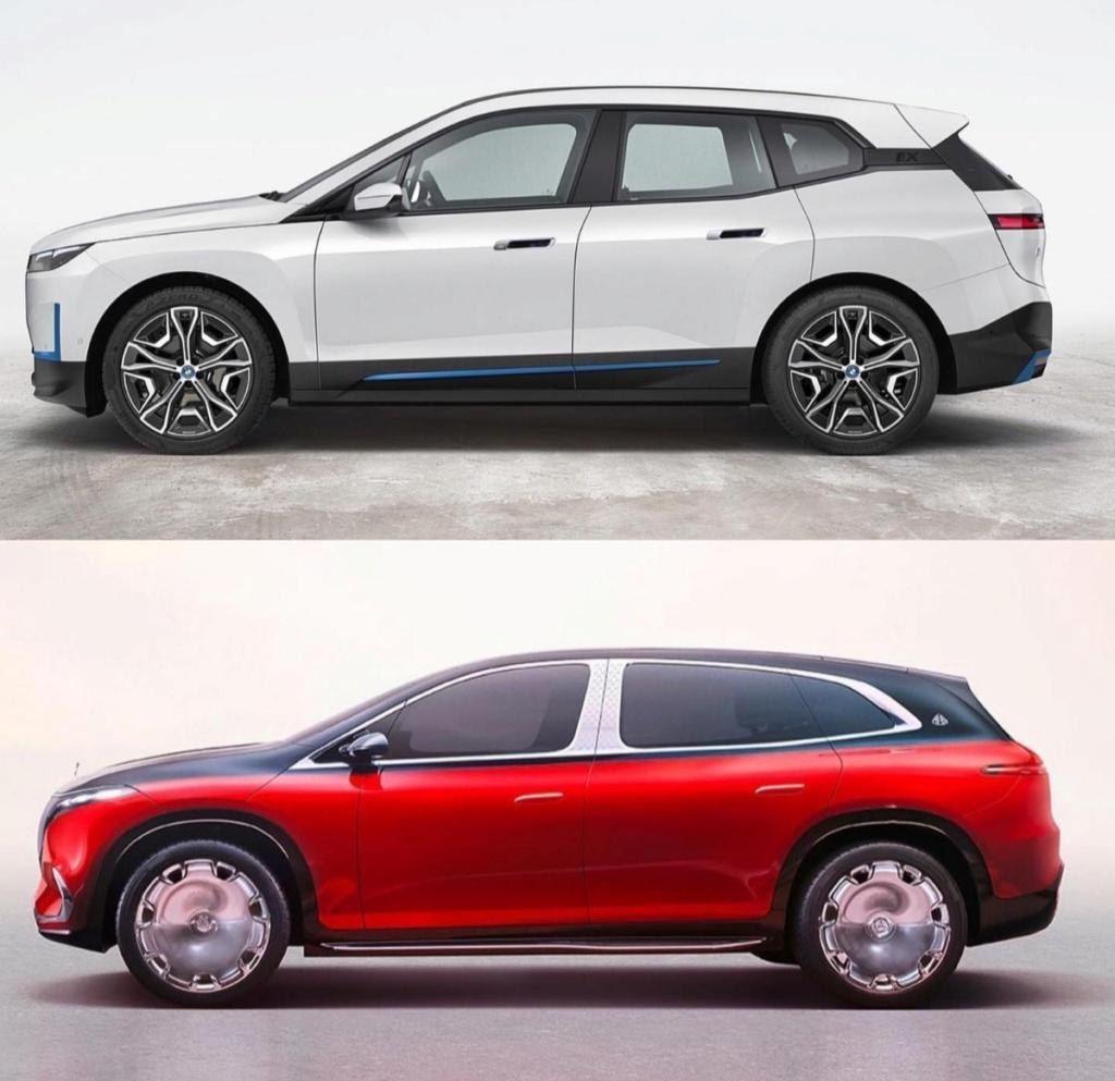 2021 - [Mercedes] EQS SUV Concept  20211291