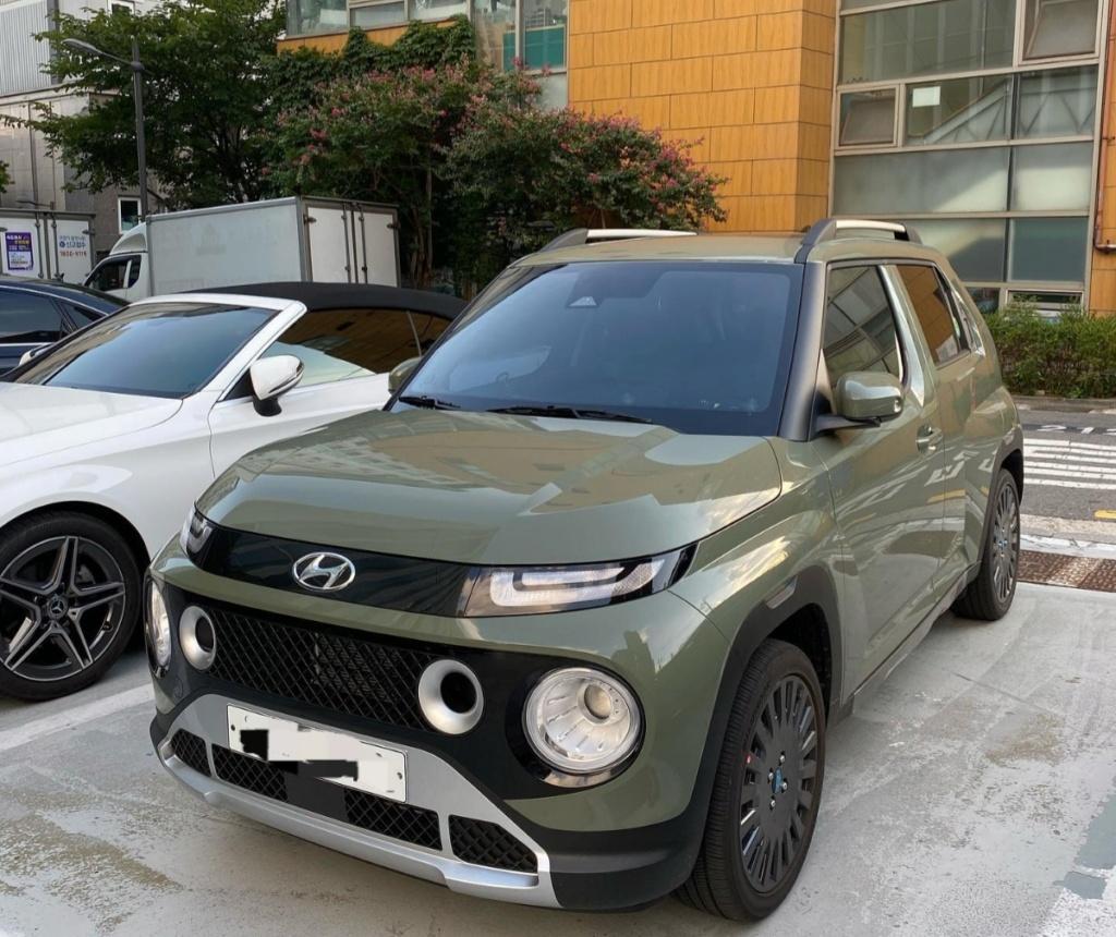 2021 - [Hyundai] Casper - Page 3 20211313