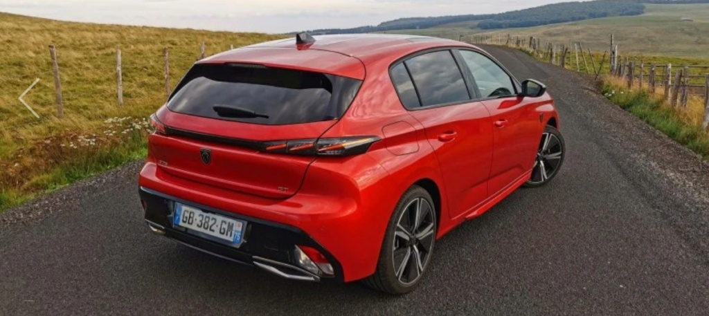 2021 - [Peugeot] 308 III [P51/P52] - Page 10 20211326