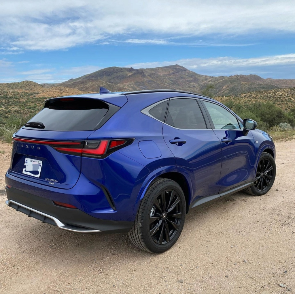 2021 - [Lexus] NX II - Page 3 20211511