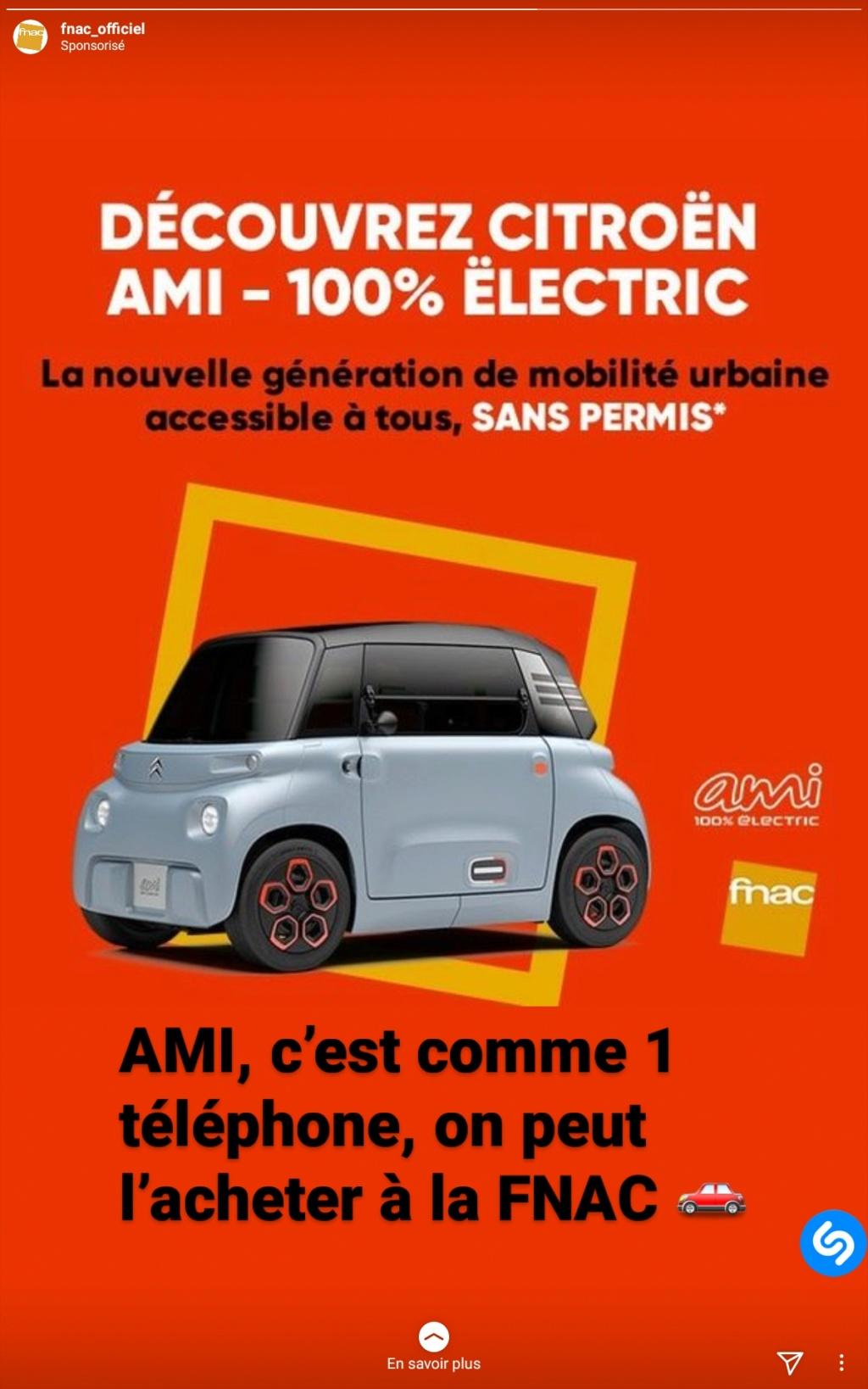 2020 - [Citroën] AMI - Page 22 Screen27