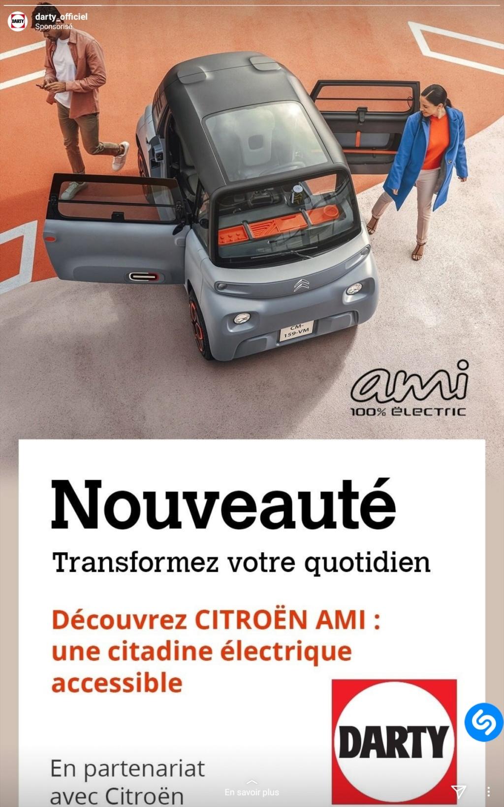 2020 - [Citroën] AMI - Page 22 Screen28