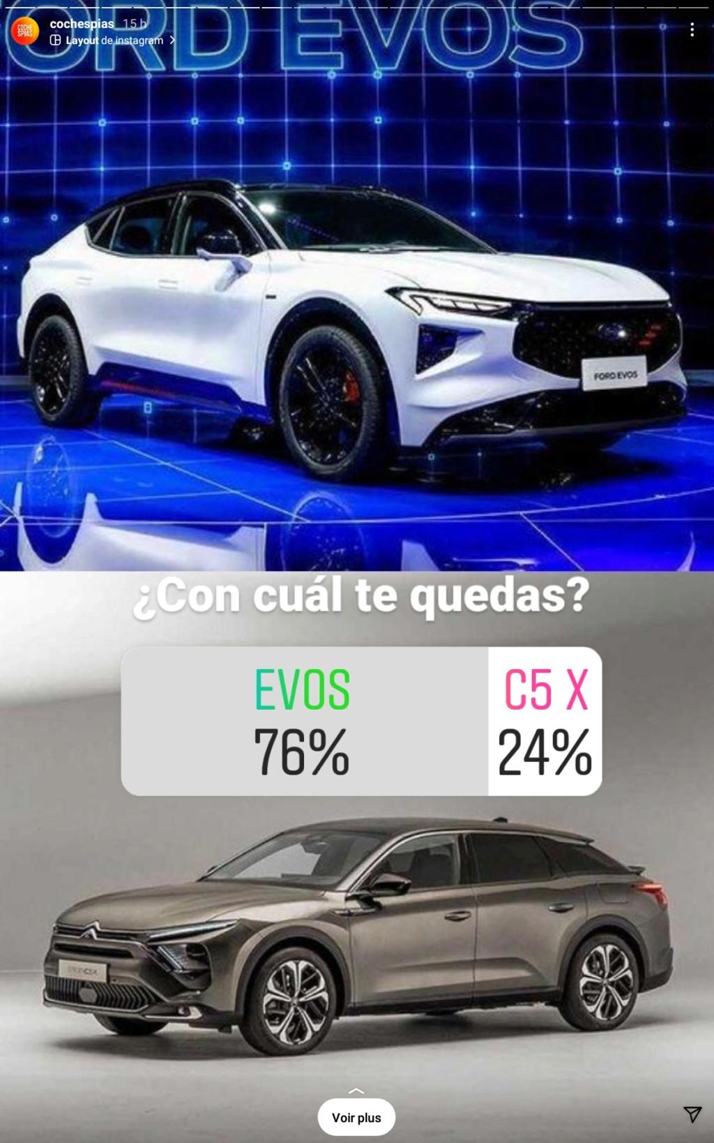 2021 - [Citroën] C5X  [E43] - Page 3 Screen33