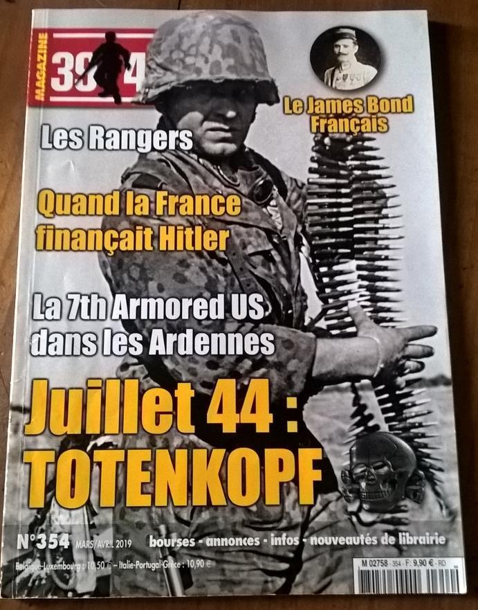 Sabre de l'administration pénitentiaire du IIIème Reich P110