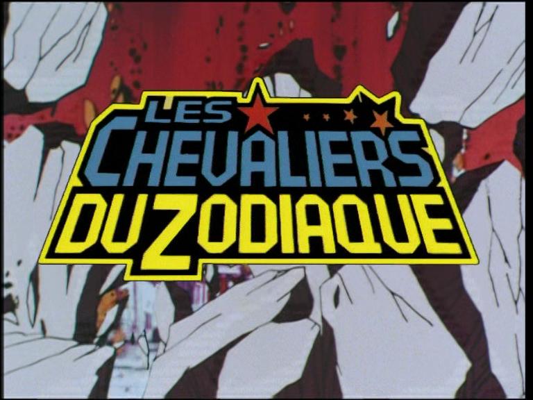"""Série """"Saint Seiya-Les Chevaliers du Zodiaque"""" Przose10"""