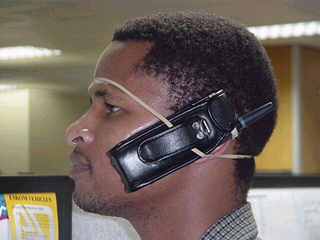 Téléphone au volant Kit_ma11