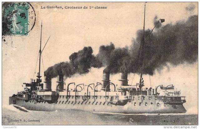 """Le cuirassé """"le Formidable"""" (1885) - Page 7 088_0010"""
