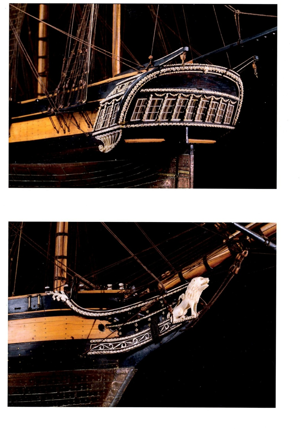 L'Astrolabe 1812 (base Mantua & plan AAMM 1/50°) par kerezou - Page 12 Corvet19