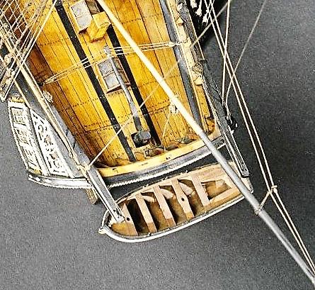 L'Astrolabe 1812 (base Mantua & plan AAMM 1/50°) par kerezou - Page 12 Corvet21