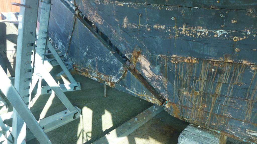 """"""" An Eostig"""" (le rossignol) aujourd'hui arrivé à l'état d'épave. P1270715"""