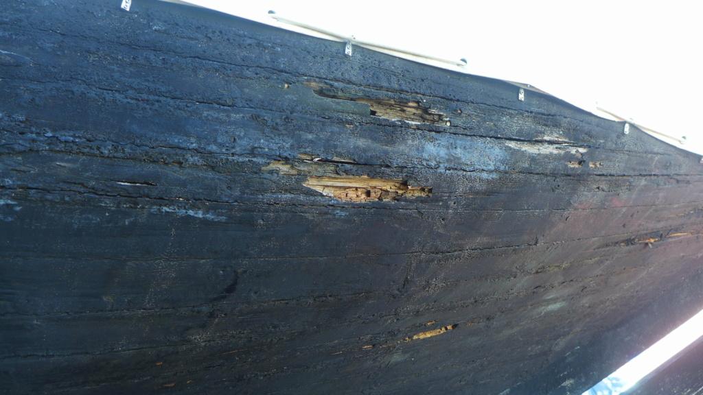 """"""" An Eostig"""" (le rossignol) aujourd'hui arrivé à l'état d'épave. P1270719"""