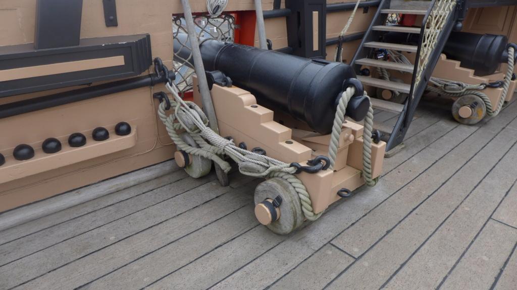 The 20 gun ship Sphinx 1775 at 1/48 - Page 5 Porstm10