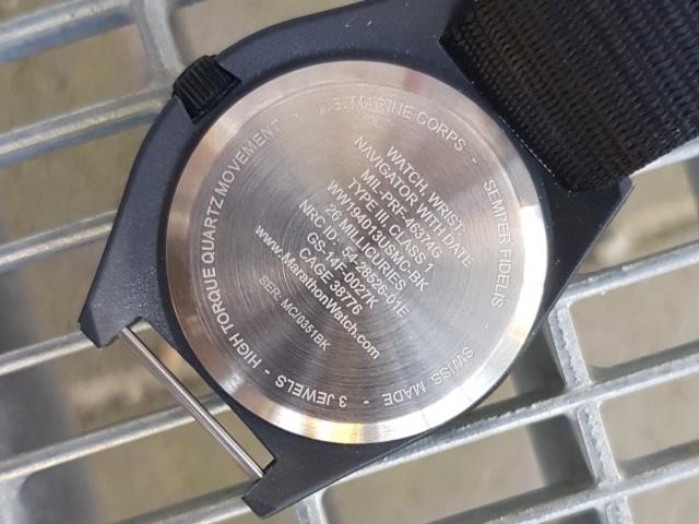 Marathon Navigator USMC [Présentation] 313