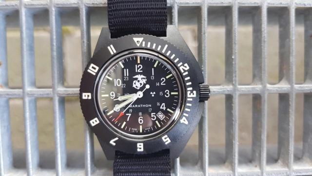 [VENDU] Marathon Navigator USMC 316