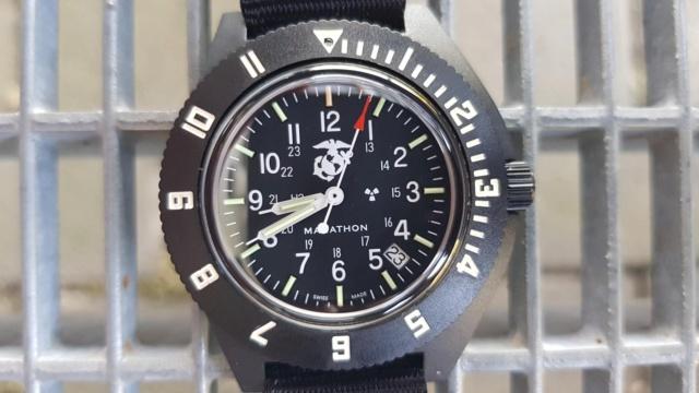 [VENDU] Marathon Navigator USMC 412
