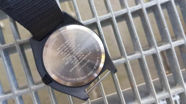 [VENDU] Marathon Navigator USMC 514