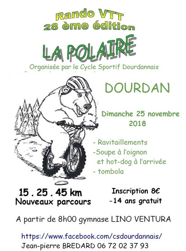 DOURDAN LA POLAIRE DIMANCHE 25 NOVEMBRE Lapola10