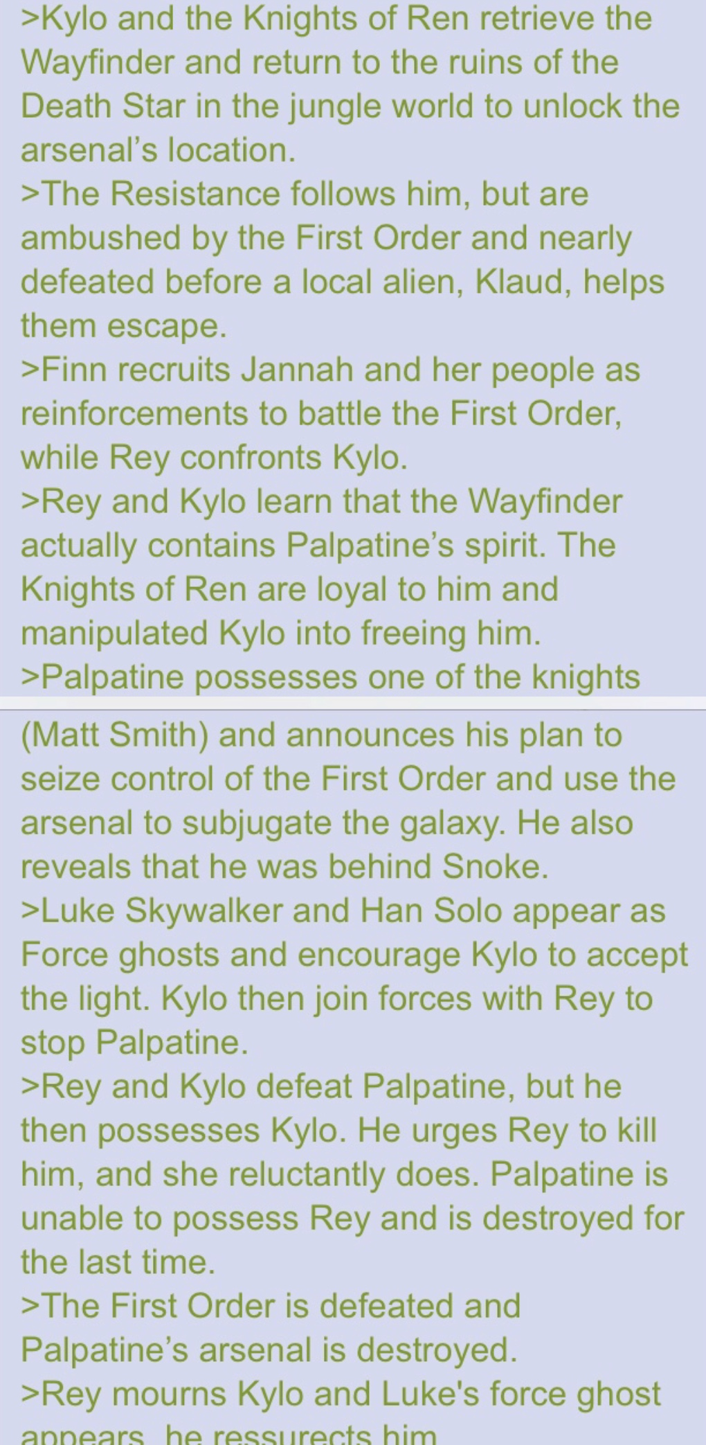 Episode IX: Spoilers and Rumors - Page 5 B4d39110