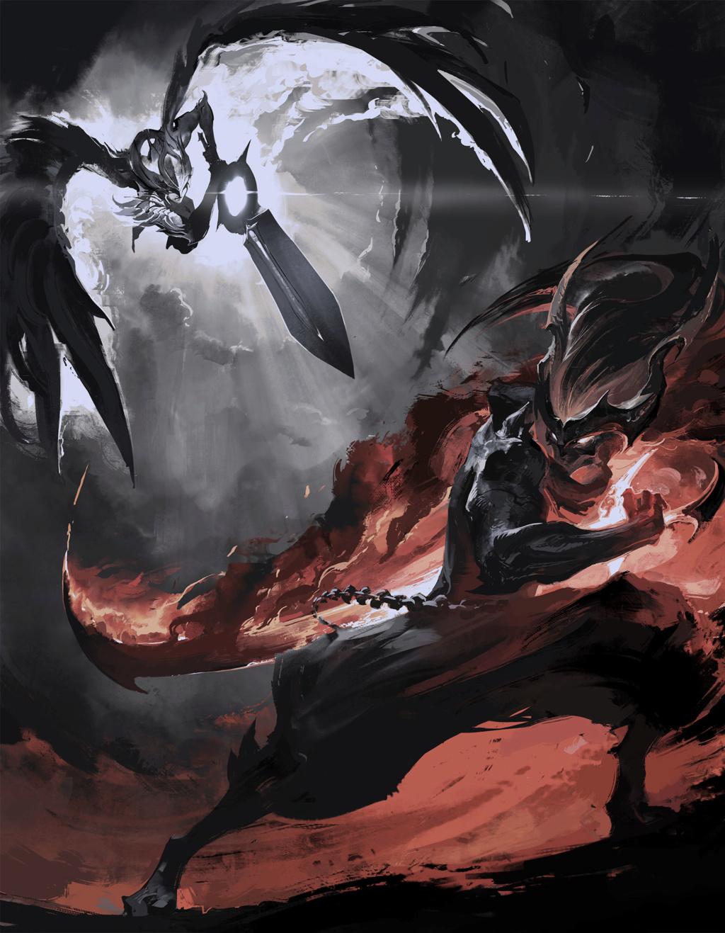 Backgrounds : Les Archipels, La Guerre des Ombres 03rsze10