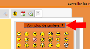 Les nouveaux Smiley ! 210